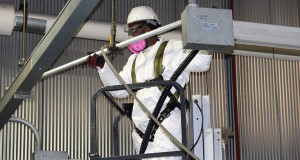 Combustible dust removal