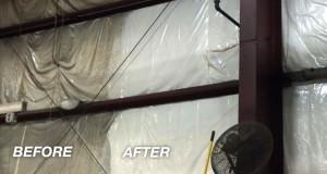 Interior Wall Washing